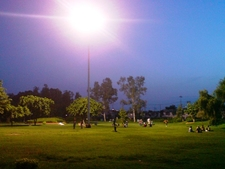 Night Park Rohtak