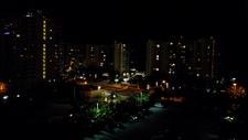 Nightview Of Orange Bowl