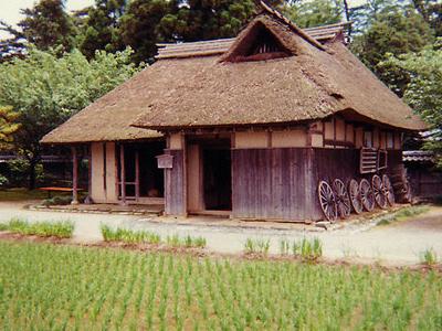 Niigata Peasant Rice Farmers House