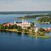 Nilov Monastery - Lake Seliger
