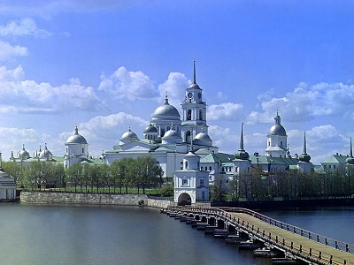 Nilov Monastery - Stolbnyi Island - Lake Seliger
