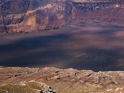 Nindiri Crater