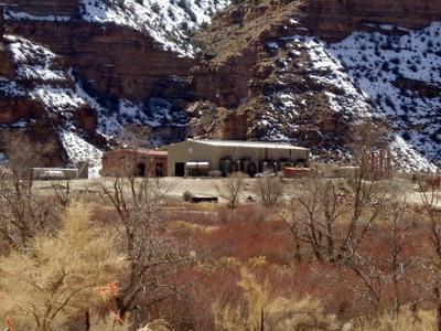 Natural Gas Compressor Station