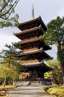 Ninnaji's Pagoda
