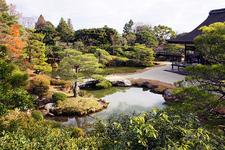 Ninnaji Temple North Garden
