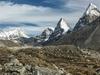 Nirekha Landscape - Gokyo - Nepal Himalayas