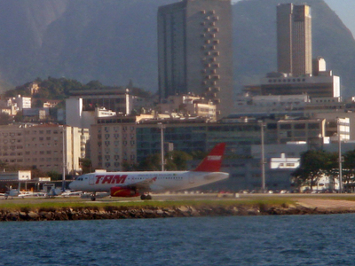 Airbus 319 Of TAM Airlines