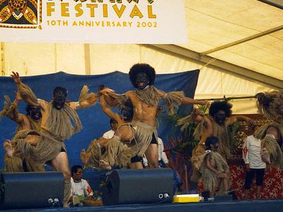 Niue Dance Team
