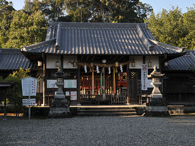 Niukanshobu Jinja Shrine