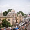 Nizamia General Hospital - Aerial View From Charminar