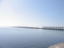Nizam Sagar View