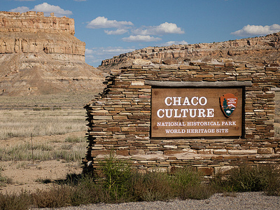 NM Chaco Culture World Heritage Site