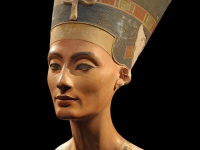 The Bust Of Nefertiti