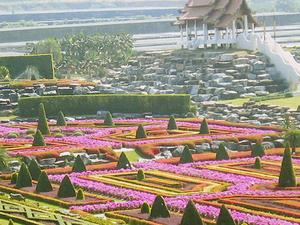 Nong Nooch Jardín Botánico