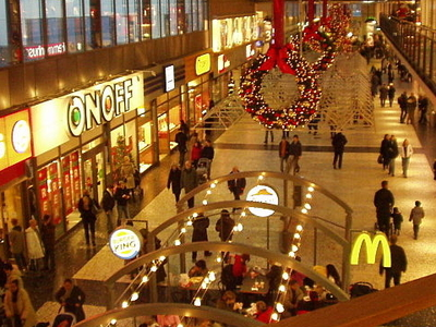 Nordstan - The Largest Shopping Mall
