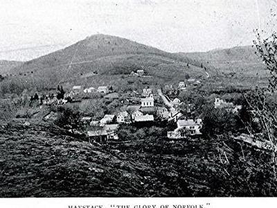 Norfolk C T Haystack Hill 1 8 9 7