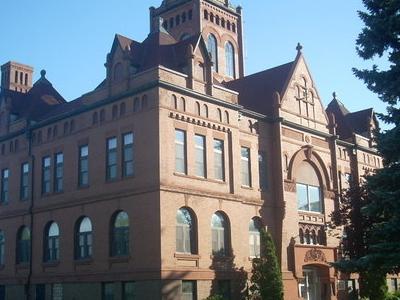 Norman County Courthouse Ada Minnesota.
