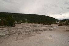 Norris Geyser Basin Nature Trail - Yellowstone - USA