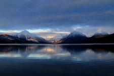 Norris Mountain - Glacier - USA