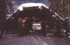 Norris Museum/Norris Comfort Station - Yellowstone - Wyoming - U