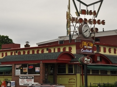Northampton  Miss Florence Diner