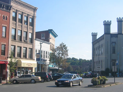 Northampton Massachusetts Main Street