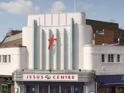 Northampton  Jesus  Centre