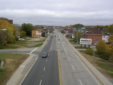 Main Street In Northbay