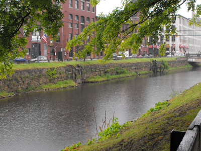 North Canal  Lawrence