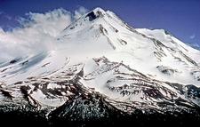 Northern Side Of Mount Shasta
