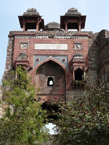 North Gate Or Talaqi Darwaza