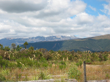 North Island Scenery - Mount Ruapehu
