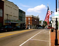 North Main Street In Greeneville