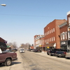 North Main Street In North Baltimore Ohio.