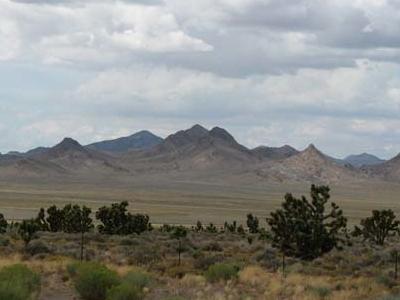 North Pahroc Range