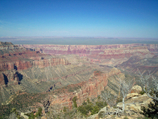 North Rim - Arizona - Grand Canyon - USA