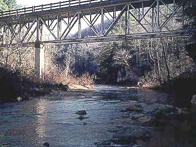 North Sylamore Creek  Fifty Six