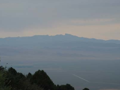 Notch Peak From Great Basin
