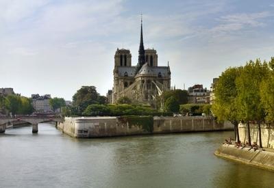 Notre-Dame, On The Île De La Cité