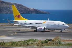 O Aeroporto Internacional de Nouadhibou