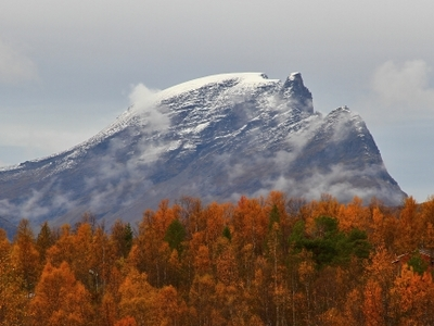 Nova Mountain In Skånland