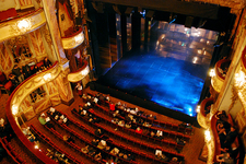 Novello Theatre Inside