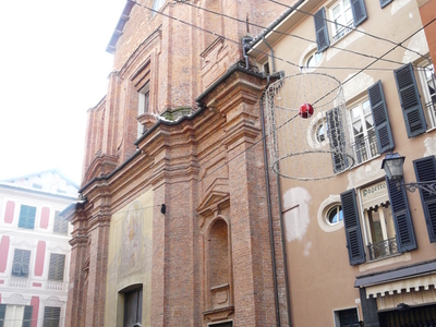 Novi  Ligure  Chiesa Di  San  Nicol