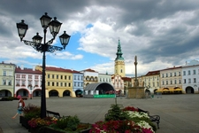 Novy Jicin Town