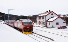 Namskogan Station