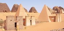 Nubian Pyramids - Nubia - Sudan