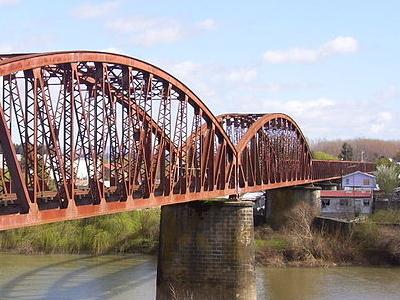 Nueva Imperial Bridge