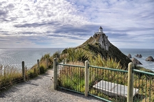 Nugget Point Lighthouse - Otago NZ