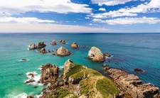 @ Nugget Point - Otago NZ