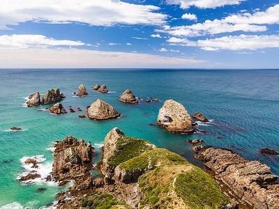 Nuggets @ Nugget Point - Otago NZ South Island